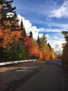 les couleurs d'un Québec automnal